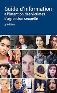 Guide d'information à l'intention des victimes d'agression sexuelle
